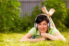 Free Easy Listening Stock Photo - 20116390