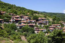 Free Traditional Greek Village Royalty Free Stock Photo - 20116805