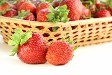 Free Strawberries Stock Images - 20116874