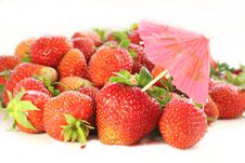 Free Strawberries Stock Photography - 20117192