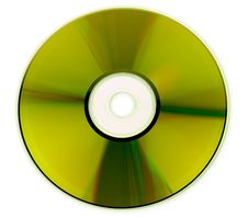 Free Gold CD Texture Royalty Free Stock Images - 20117679