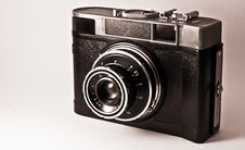 Free Old Camera Stock Image - 20117991