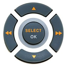 Free Buttons Select And Ok Stock Images - 20119224