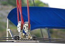 Free Sailing Rigging Royalty Free Stock Photos - 20119838
