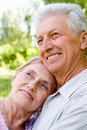 Free Cute Old Couple Stock Images - 20128974