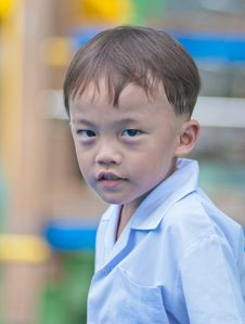 Free Asian Boy Royalty Free Stock Photo - 20120085