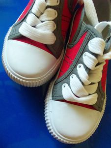 Free Sport Shoes Close Up Royalty Free Stock Photos - 20120258