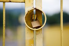 Free Padlock Stock Photos - 20120543