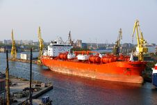 Free Chemical Tanker Royalty Free Stock Photos - 20120888