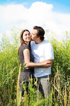 Free Couple In Love Stock Photos - 20121063