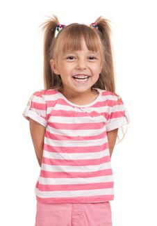 Free Pretty Little Girl Stock Photo - 20121320