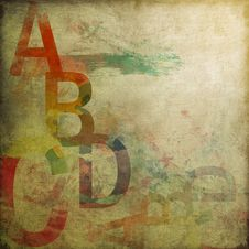 Free Abstract Grunge Background Stock Photos - 20121623