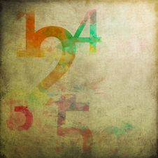 Free Abstract Grunge Background Stock Image - 20121641