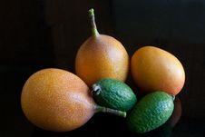 Free Exotic Fruit Royalty Free Stock Photography - 20122037