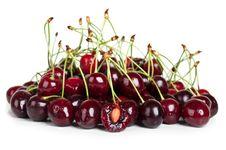 Free Fresh Cherry Royalty Free Stock Photo - 20122965