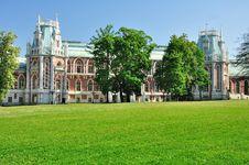 Free Palace. Royalty Free Stock Photos - 20123108