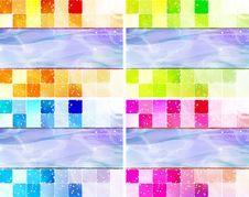 Free Mosaic  Illustration Royalty Free Stock Image - 20123396