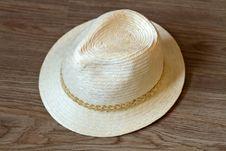 Free Straw Hat Royalty Free Stock Image - 20123706