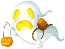 Free Ghost Royalty Free Stock Images - 20124179