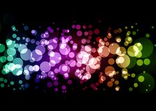 Free Rainbow Sparkle Stock Photo - 20125050