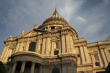 Free Saint Paul S Cathedral London UK Royalty Free Stock Image - 20125656