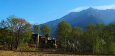 Free Village In A Mountainous Area Royalty Free Stock Photography - 20126507
