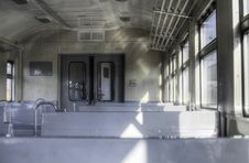Free Interior Of The Train Stock Photography - 20126902