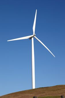 Free Wind Energy Technologies. Royalty Free Stock Photography - 20127117