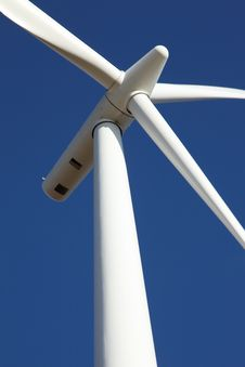 Free Wind Energy Technology. Royalty Free Stock Images - 20127149