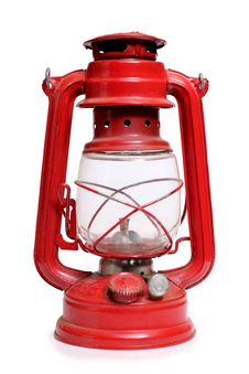 Free Kerosene Lamp Royalty Free Stock Photos - 20127198