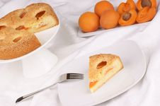 Free Apricot Tart Stock Photos - 20127793