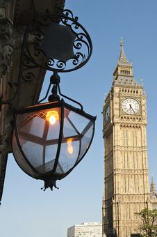 Free Big Ben Royalty Free Stock Photography - 20128327