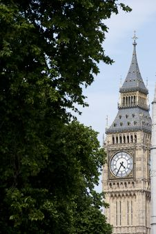 Free Big Ben Stock Photo - 20128490