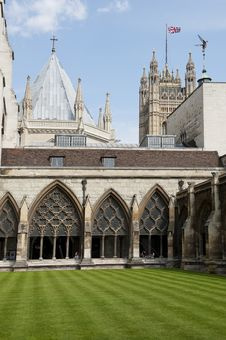Westminster Abbey, London Stock Images