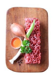 Free Minced Meat Stock Photography - 20129062