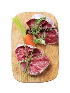 Free Shin Beef Royalty Free Stock Images - 20129139