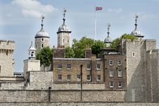 The White Tower Royalty Free Stock Photography