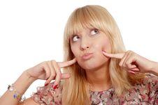Free Nice Girl Posing Stock Photos - 20129393