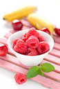 Free Fresh Raspberries Royalty Free Stock Photography - 20136637