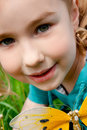 Free Cute Little Girl Royalty Free Stock Photo - 20137195