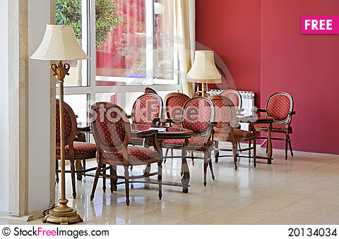 Free Coffee Restaurant Indoor Stock Images - 20134034