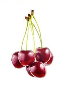 Free Sweet Cherry Stock Photo - 20130050