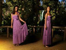 Free Fashion Model Royalty Free Stock Image - 20130706