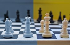 Free Chess Game Stock Images - 20130824