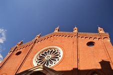 Free The Church Of Santa Corona In Vicenza Italy Europe Stock Images - 20131094