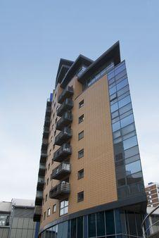 Free Modern Apartment Block Stock Photos - 20132863