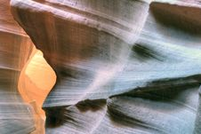Free Antelope Canyon Royalty Free Stock Photography - 20132987