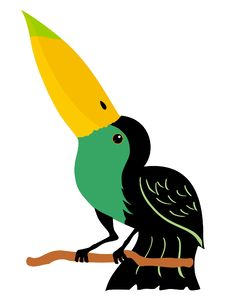 Free Toucan Royalty Free Stock Photography - 20133437