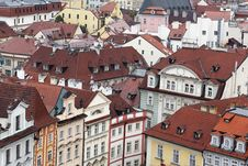 Free Prague Architecture Royalty Free Stock Photography - 20133737