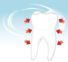Healthy Tooth. Dental Concept Stock Photo